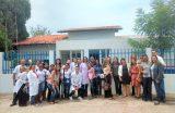 SAÚDE- Caxias sedia 1º Tutoria Integrada da Planificação com as regiões de saúde