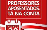 TRANSPARÊNCIA – Prefeitura de Caxias realiza pagamento do reajuste aos professores aposentados