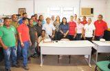 AGRICULTURA – Luciana Soares toma posse como secretária municipal de Agricultura, Abastecimento e Pesca