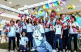 EDUCAÇÃO E SAÚDE- Parceria entre UBS e escola municipal leva alunos para passeio de Páscoa