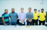 Prefeito Fábio Gentil recebe Agentes de Trânsito para discutir melhorias