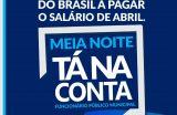 Prefeitura de Caxias é a primeira do país a pagar o mês de abril ao funcionalismo público
