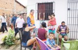 Prefeitura de Caxias presta assistência às famílias que tiveram casas alagadas