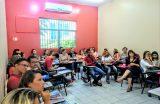 SAÚDE- Caravanas de Timon e Balsas conhecem o trabalho da Planificação em Caxias