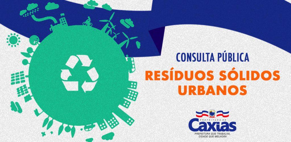 Consulta Pública - resíduos sólidos urbanos